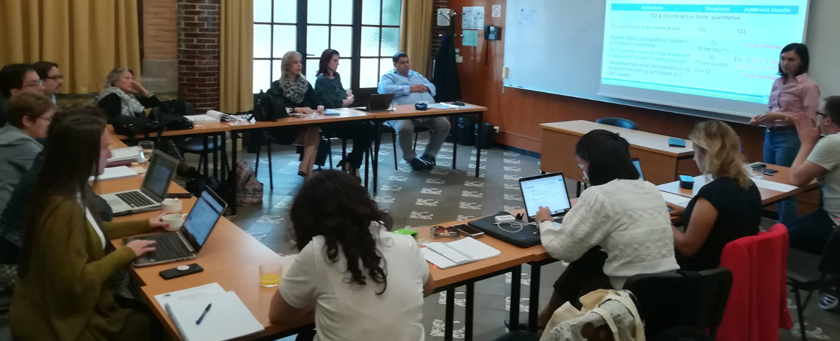 Fifth Transnational Meeting in Spain - Sustain-T