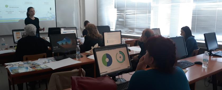 Sustain-T Training Workshop in Bulgaria - Sustain-T