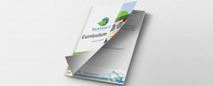 Intellectual Output 1, Sustain-T curriculum - Sustain-T