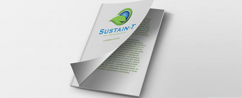 Intellectual Output 2  - Sustain-T